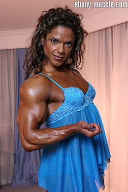 Ebony Muscle Porno 120