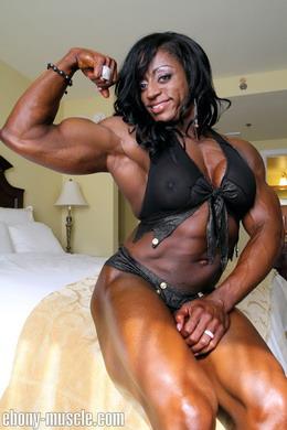 Sexy black girl monique suck and fuck big white cock 8